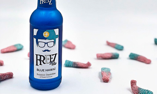 Freez Blue Hawaï